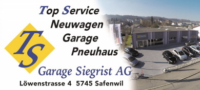 Garage Siegrist AG, Safenwil